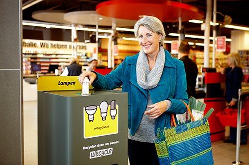 verlichting inleveren in winkels dit zijn de regels